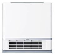 ###リンナイ 温水ルームヒーター(ファンコンベクタ)【RFM-Y40EA】コンパクトタイプ 暖房能力3.9kW