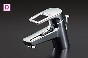 ###TOTO ユーティリティ用水栓金具【TL431R】洗面所用 シングルレバー混合栓(湯側角度規制) 受注2週 (旧品番 TL431)