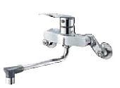 ▽π三栄水栓/SANEI 水栓金具【K17110EDK-13】寒冷地 シングル混合栓