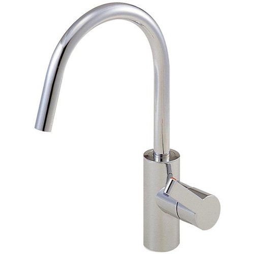 π三栄水栓/SANEI 水栓金具【K8751JV-13】シングルワンホール混合栓