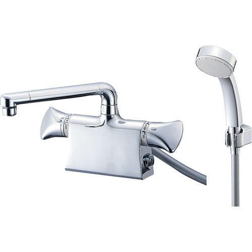 π三栄水栓/SANEI 水栓金具【SK78011DS9-13】サーモデッキシャワー混合栓