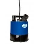 エバラ/荏原 残水排水用水中ポンプ 50Hz【50EZQ5.45S】単相100V EZQ型(非自動形) 0.45kW 口径50mm