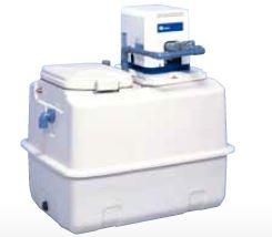 ###エバラ/荏原 水道加圧装置【HPT-100GA+25X25HPJS5.25S】50Hz 単相100V 受水槽HPT型+浅井戸用ジェットポンプHPJS型 FRP製受水槽付 1000L