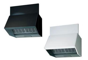 ####東芝 レンジフードファン【VFR-64LKB(W)/VFR-64LKB(K)】深形三分割構造シロッコファンタイプ 壁スイッチ式 接続ダクトφ150mm 60cm巾 受注生産 (旧品番 VFR-64VKB(W)/VFR-64VKB(K))
