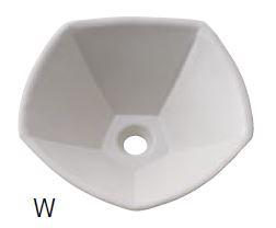 『カード対応OK!』三栄水栓/SANEI【HW10220-W 白】手洗器 (信楽焼) 白, TREND-I:9d9cca78 --- sunward.msk.ru