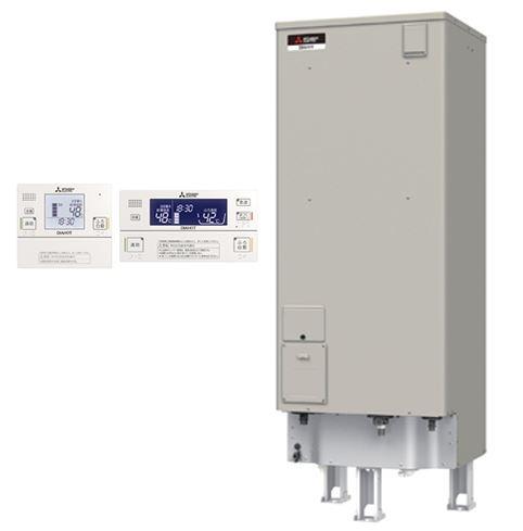 ###三菱 電気温水器【SRT-J37CD5】(インターホンリモコンセット) 自動風呂給湯タイプ エコオート 高圧力型 マイコン 角形 370L (旧品番 SRT-J37CD4)