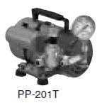 『カード対応OK!』寺田 テラダポンプ【PP-201T】電動式テストポンプ 横型一連往復動ポンプ