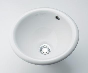 『カード対応OK!』カクダイ【#DU-0473340031】丸型手洗器