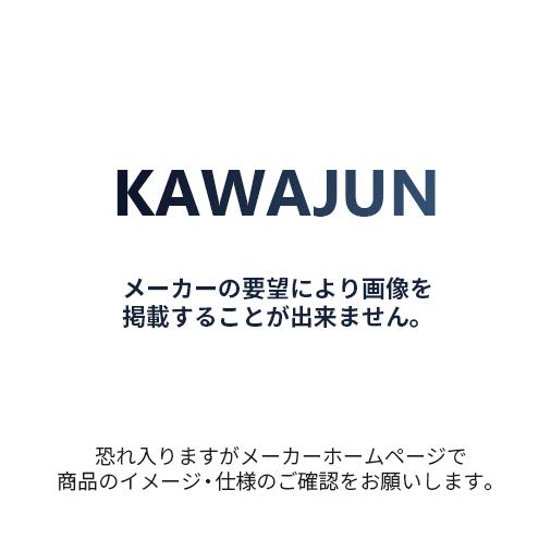『カード対応OK!』KAWAJUN【DD-15-TC】4連ガラスシェルフ クローム+ヘアライン