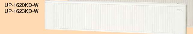『カード対応OK!』##コロナ パネルコンベクター【UP-1623KD-W】壁掛床置兼用形仕様(旧品番UP-1623KD)