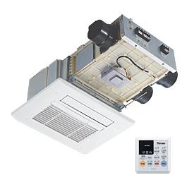 『カード対応OK!』パロマ 浴室暖房乾燥機【PBD-C33PTC3J】天井埋め込み型24時間常時換気タイプ