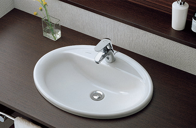 『カード対応OK!』■CERA/セラ 洗面・手洗【AU13951】プロB (洗面器のみ) 洗面器 ホワイト 560×440