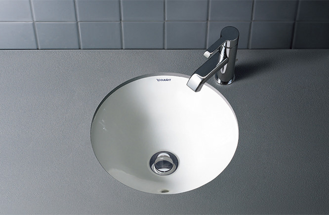 ∬∬■CERA/セラ 洗面・手洗【DV031932R-00】アーキテック (洗面器のみ) 洗面器 ホワイト φ360