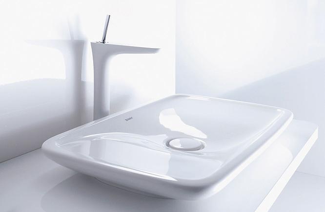 『カード対応OK!』■CERA/セラ 洗面・手洗【DV037070-00】プラビダ (洗面器のみ) 洗面器 ホワイト 695×415