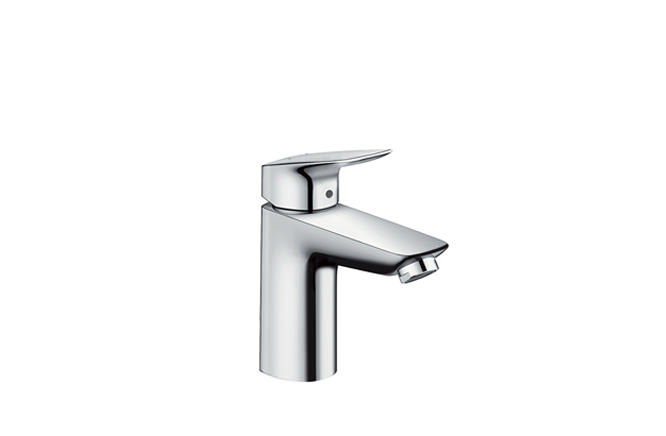 ###■CERA/セラ【HG71103】ロギス 湯水混合栓(クールスタート) クロム