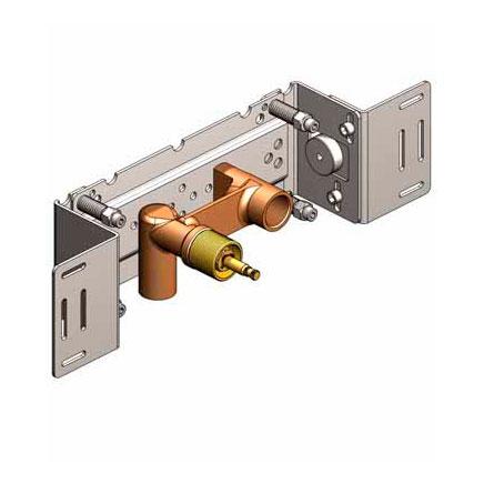 『カード対応OK!』■CERA/セラ【VL900R】ボラ 単水栓 埋込部 (左ハンドル)