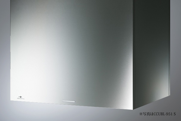 ###アリアフィーナ/ARIAFINA レンジフード【CUBL-901】Cubo クーボ 壁面取付タイプ 900mm間口 受注生産