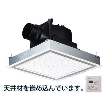 パナソニック 換気扇【FY-24JG8T/26】天井埋込形換気扇 別売ルーバー組合品番