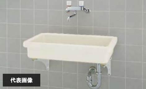 ###INAX/LIXIL【S-3】セット品番 バック無中形流し 壁排水(Pトラップ) ゴム栓付オーバーフローなし