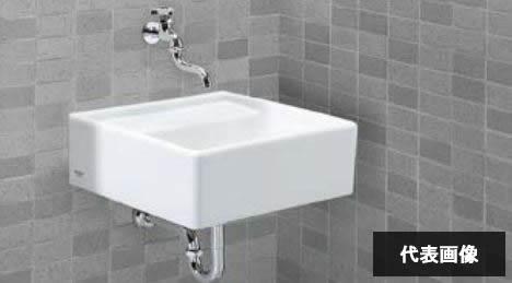 ###▽INAX/LIXIL【S-531B】セット品番 コンパクトシンク 壁排水(Pトラップ) オーバーフローなし