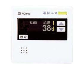 ノーリツ 給湯器 部材【RC-7508M(T)】(0705942) メインリモコン 音声ガイド ドットマトリクス表示