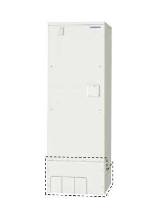 ###コロナ 電気温水器【UWH-37X2A2U-2】インターホンリモコンセット付 追いだきフルオートタイプ スタンダード 絶縁パイプレス仕様 370L