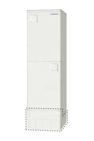 ###コロナ 電気温水器【UWH-46SX1N2U】台所リモコン付 給湯専用タイプ スリムタイプ 絶縁パイプレス仕様 460L
