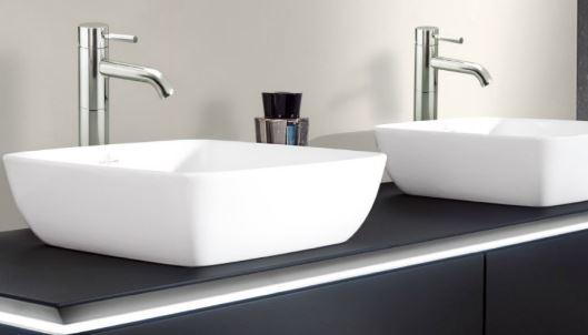 ###リラインス 置き型手洗器【4178.41.01】(手洗器のみ) ビレロイ&ボッホ ホワイトアルペン色 アルティス