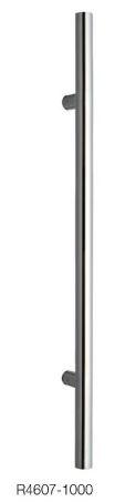 ‡‡‡リラインス アクセサリー【R4607-1000】4600・シリーズ ニギリバー ステンレス 浴室可 1000mm