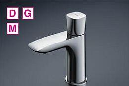TOTO 洗面所用水栓【TLG04101J】GAシリーズ 単水栓 立水栓 ハンドル回転角度90° 一般地・寒冷地共用