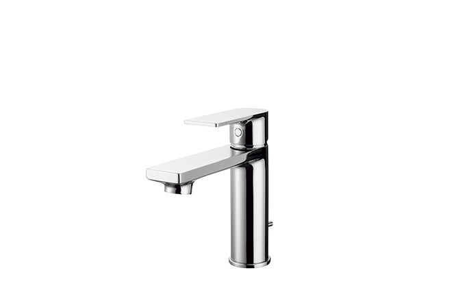 ■CERA/セラ 洗面・手洗【CET3500R】C1 湯水混合栓 クロム