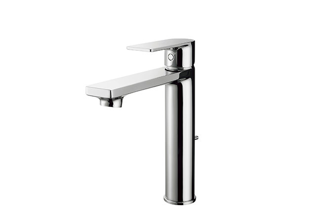 ■CERA/セラ 洗面・手洗【CET3520S】C1 湯水混合栓 クロム