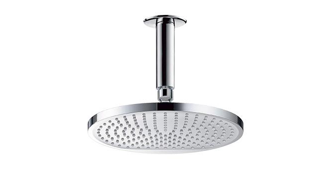 ■CERA/セラ 洗面・手洗【HG26723】クロメッタ S240 オーバーヘッドシャワー(φ240mm) クロム