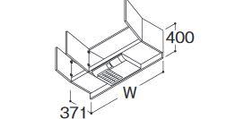 最高の品質の 部材【LWFA100ADG1】ハイクラス 快適涼暖ウォールキャビネット 受注約1週:クローバー資材館 ###TOTO 間口1000mm オクターブ-木材・建築資材・設備