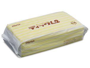 ####u.テラモト 環境美化用品【OT-567-020-0】抗菌ペーパータオル圧縮ディックL(ケース販売) 200枚入×60袋入