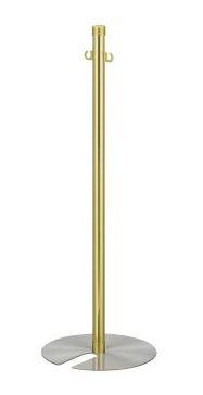 ####u.テラモト 環境美化用品【SU-654-032-0】パーテーションスタンド GY95A-94G