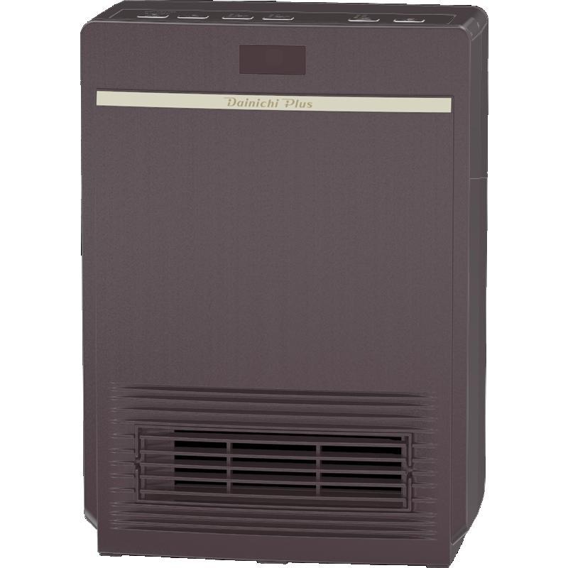 ダイニチ工業 暖房機器【EF-1217D(T)】セラミックファンヒーター ブラウン