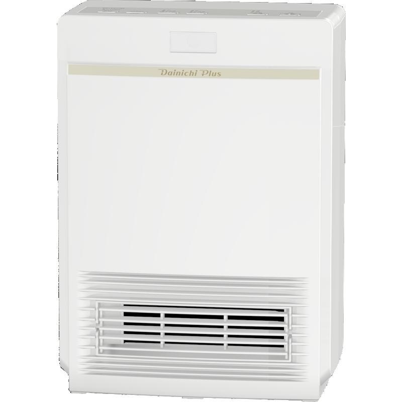 ダイニチ工業 暖房機器【EF-1217D(W)】セラミックファンヒーター ホワイト