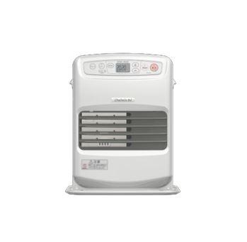 ダイニチ工業 暖房機器【FW-25S(S)】Sタイプ 家庭用石油ファンヒーター ライトシルバー 3.5L 給油汚れんキャップ付き (旧品番 FM-2517S(S))