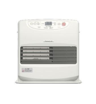 ダイニチ工業 暖房機器【FW-4618L(W)】Lタイプ 家庭用石油ファンヒーター ウォームホワイト 9.0L 大容量9Lタンク搭載タイプ (旧品番 FW4617L(W))