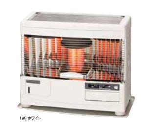###サンポット 石油暖房機【UFH-6411URF R】FF式・床暖内蔵 Kabec(カベック) 木造17畳 火力スライド調節