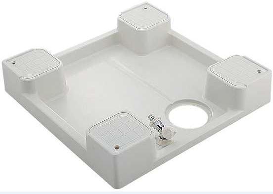 #¶¶# 《あす楽》『カード対応OK!』◆15時迄出荷OK!カクダイ【426-501】洗濯機用防水パン(水栓つき)