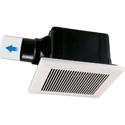 ∬∬高須産業【TK-265R1L2】天井用換気扇 横格子パネルタイプ1部屋用天井用換気扇