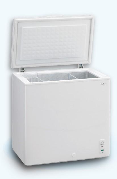####ω三ツ星貿易【MA-6171A】エクセレンスシリーズ フリーザー (冷凍庫) チェスト型 上開きタイプ 直冷式 171L