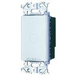 パナソニック 配線器具【WTY54173W】アドバンスシリーズ タッチLED調光スイッチ (親器・受信器) 適合LED専用3.2A 逆位相タイプ マットホワイト