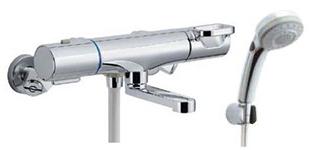 『カード対応OK!』▽INAX LIXIL【BF-WM147TNSB】クロマーレS シャワーバス水栓 エコフル多機能シャワー 寒冷地対応