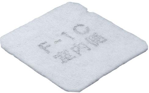 ☆☆F 1C 《あす楽》 15時迄出荷OK F-1C 返品交換不可 新作多数 換気扇部材 交換用外気清浄フィルター 東芝