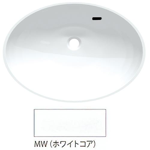 ###三栄水栓/SANEI【HW200-MW】ホワイトコア ボウル一体型洗面カウンター 受注生産