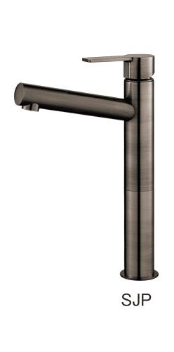 三栄水栓/SANEI【K4750NV-2T-SJP-13】琥珀 シングルワンホール洗面混合栓