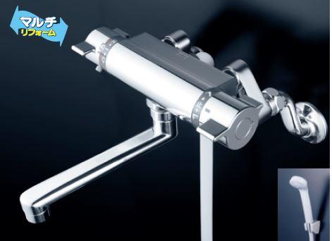 《あす楽》◆15時迄出荷OK!KVK 水栓金具【KF800UT】取替用サーモスタット式シャワー